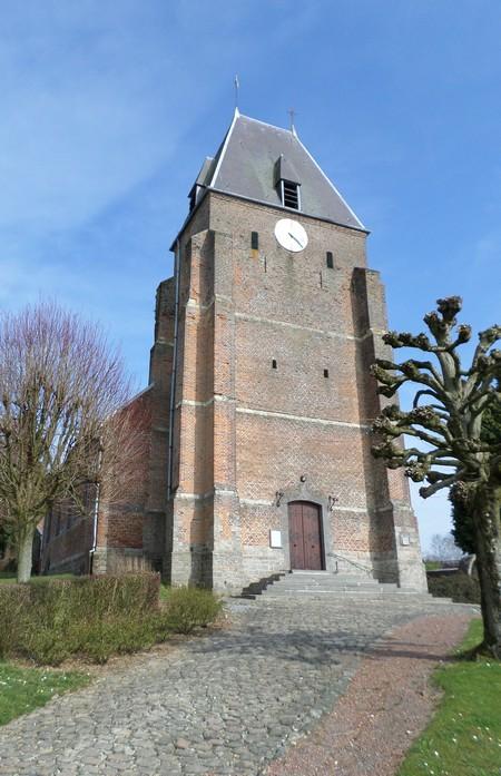 FONTAINE AU BOIS 59550, village de lAvesnois ~ Fontaine Au Bois