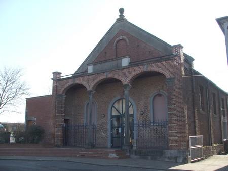 Salle des fêtes de La Longueville