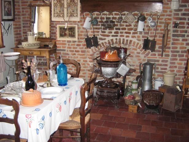 Mus e des volutions bousies for La cuisine d antan